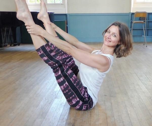 K pilates yoga danse 2